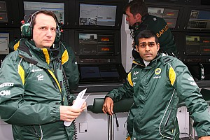 Chandhok lost 26kg to chase F1 dream