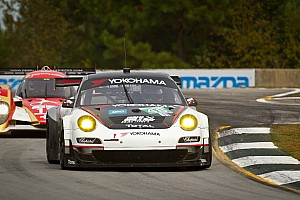 Paul Miller Racing Road Atlanta qualifying report