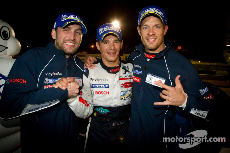 Peugeot wins Petit Le Mans battle of the titans at Road Atlanta