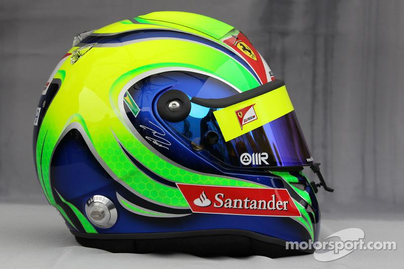 Safer F1 helmets mandatory at Suzuka