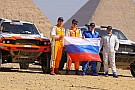 Vladimir Vasiliev heads first day of Pharaons Rally