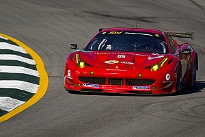 Risi Competizione Road Atlanta race report