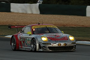 ALMS Porsche Motorsport Road Atlanta race report