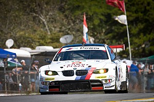 ALMS  BMW Team RLL Road Atlanta race report