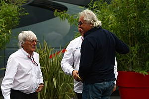Briatore eyes Formula One return in 'marketing' field