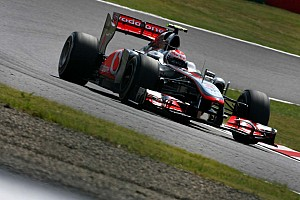 McLaren Japanese GP - Suzuka qualifying report