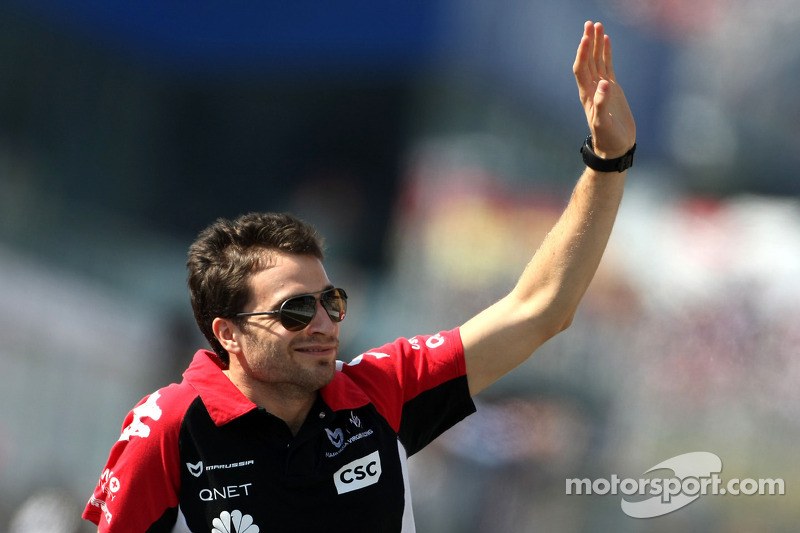 Marussia Virgin expecting some great racing during Korean GP at Yeongam