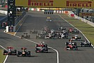 Button plays down threat to crash with Vettel
