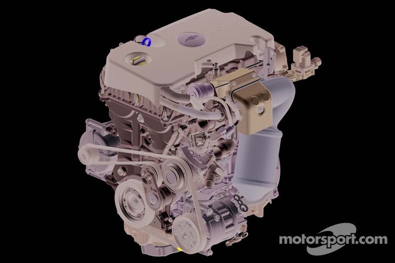 Chevrolet begins 2012 engine testing