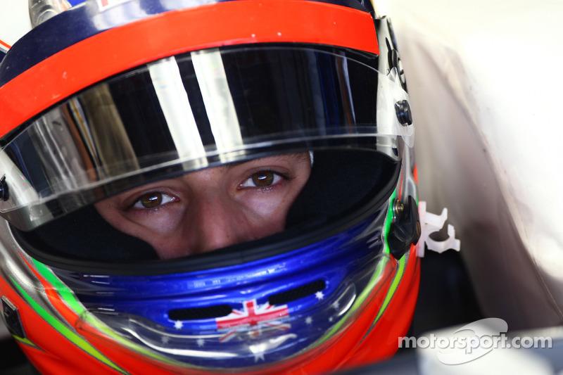 HRT Korean GP - Yeongam qualifying report