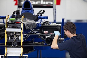 Carlin eager for Barcelona test