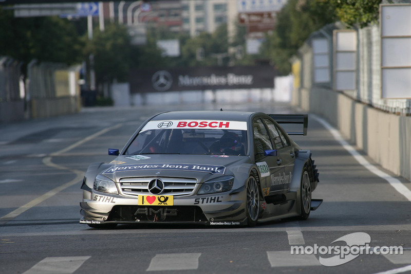 AMG Mercedes C-Class - the most successful car in DTM history