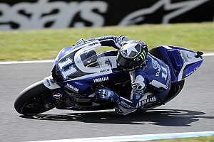MotoGP Yamaha ready for Malaysian GP