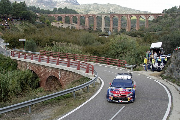 Rally de España pre-event press conference