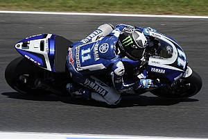 Yamaha Malaysian GP Friday practice report