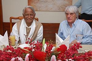 Ecclestone feared India Formual One debacle two weeks ago