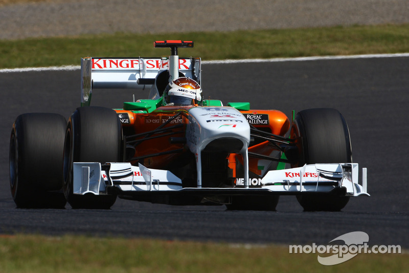 Force India's Vijay Mallya proud to be part of inaugural Indian GP