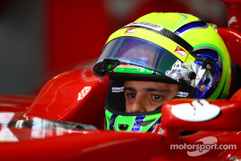 Ferrari Indian GP Friday practice report