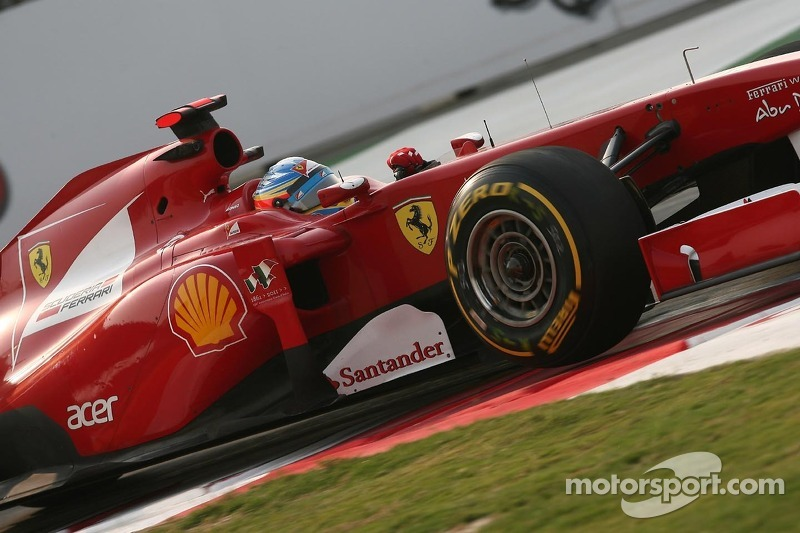 Ferrari Indian GP qualifying report