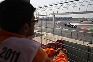 Toro Rosso Indian GP race report