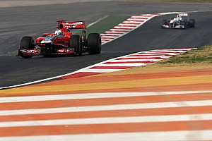 Marussia Virgin Indian GP race report