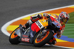MotoGP Repsol Honda Valencia GP Friday report