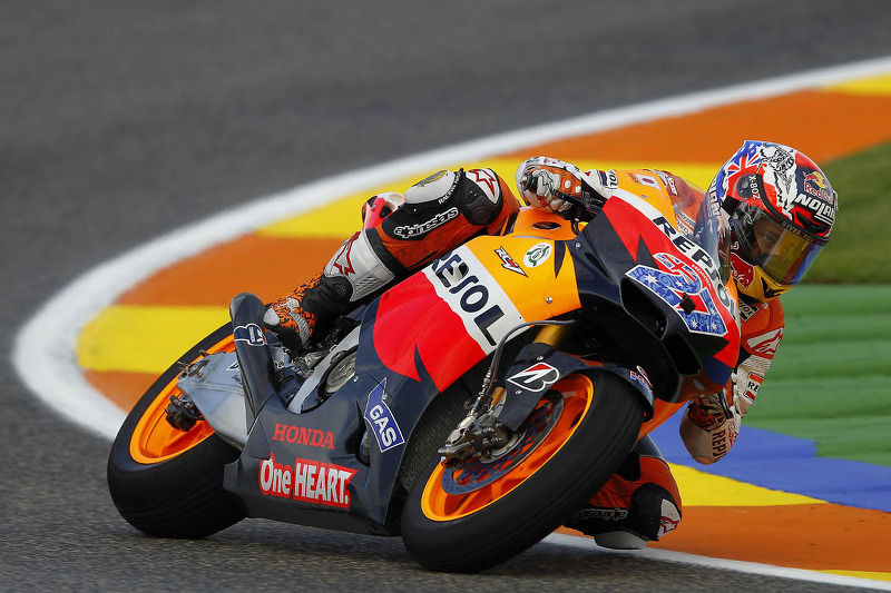 Repsol Honda Valencia GP Friday report