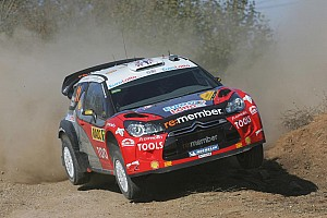 WRC Petter Solberg looks for strong Wales Rally GB finiah