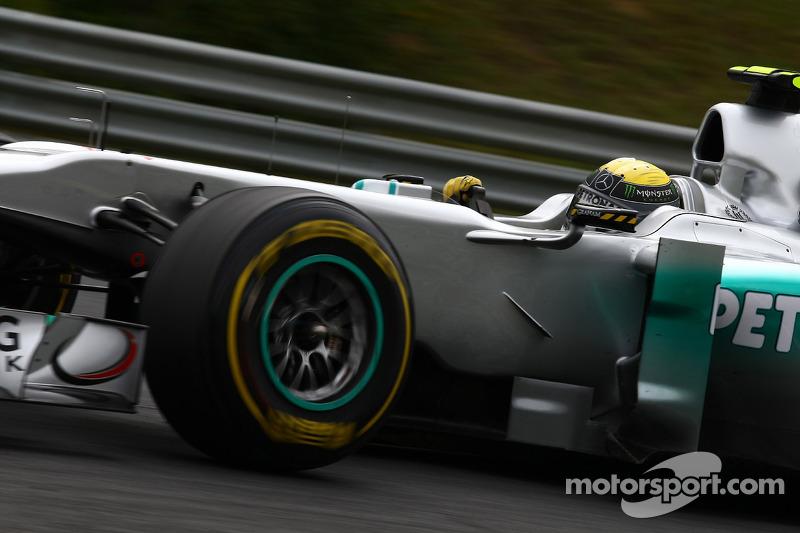 Mercedes targets top-six finish for Abu Dhabi GP