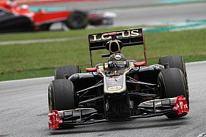 Formula 1 Team Lotus, Group Lotus and Caterham announce name change