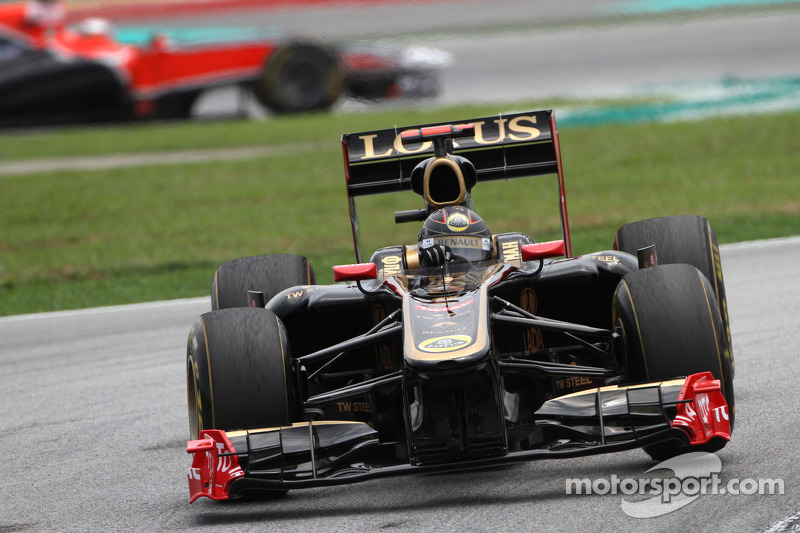 Team Lotus, Group Lotus and Caterham announce name change