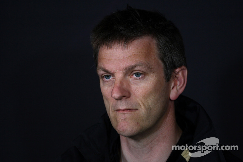 Lotus Renault's James Allson on the Abu Dhabi Grand Prix