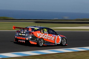 V8 Supercars TeamVodafone seeks Falken Tasmania Challenge success