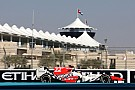 HRT Abu Dhabi GP qualifying report