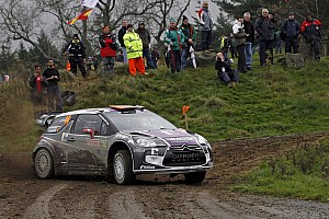 Van Merksteijn Motorsport Wales Rally GB leg 3 summary