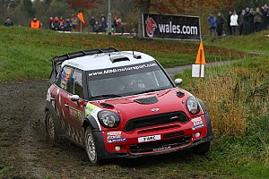 WRC MINI Wales Rally GB final leg summary
