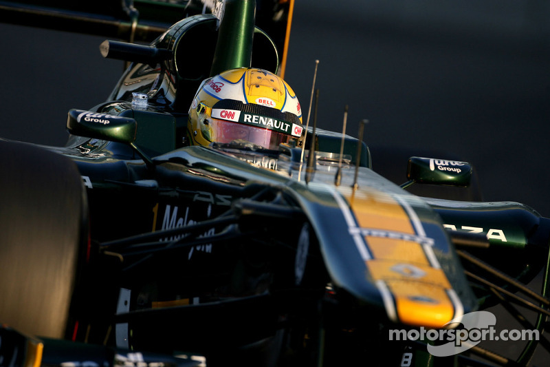 Luiz Razia to drive Lotus on Friday in Brazil
