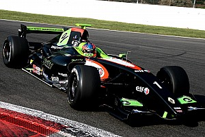 Wickens, Vergne, Rossi, Korjus, Berthon and Charouz shine in F1 testing