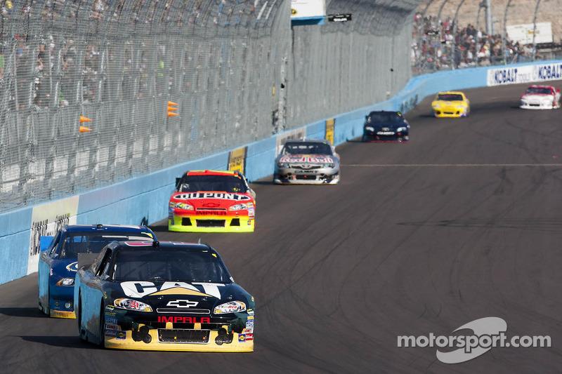 Richard Childress Racing Homestead race report