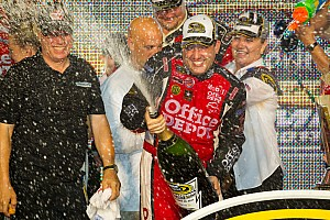 NASCAR Sprint Cup 2011 Championship teleconference: Tony Stewart