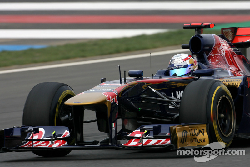 Toro Rosso Brazilian GP Friday practice report