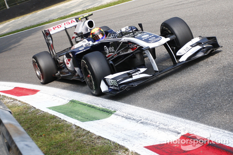 Maldonado seat 'pretty certain' for 2012 - Head