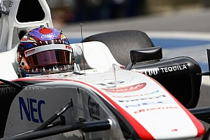 Formula 1 Sauber admits 2011 'difficult' for Kobayashi