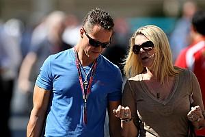 Formula 1 Age costing Schumacher 'precious tenths' - Frentzen