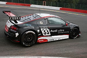 Blancpain Sprint Audi R8 LMS ultra to fight for World Champion's title in 2012