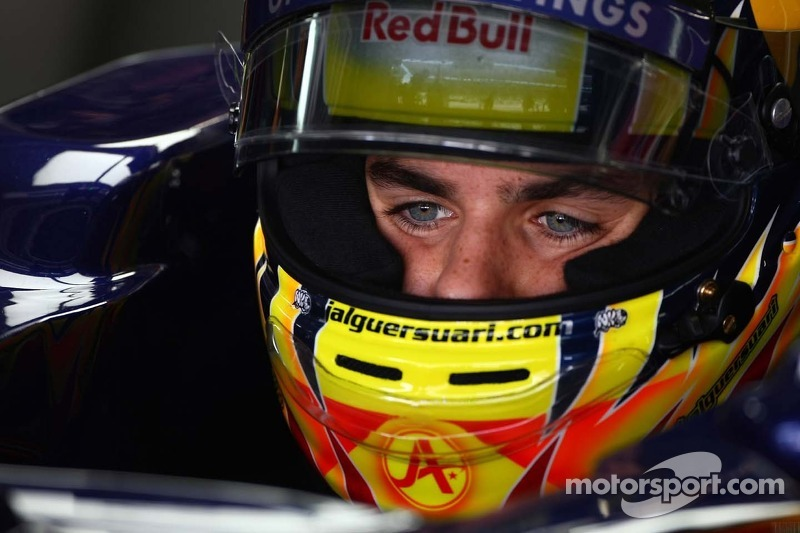 Marko was unhappy with axed Alguersuari in October