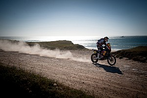 Dakar Holowczyc and Despres are the new leaders!