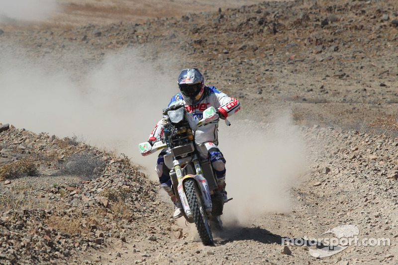 Aprilia Racing stage 7 report