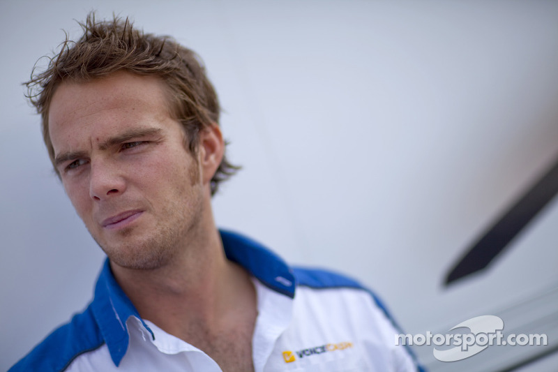Quiet Dutchman still hoping for 2012 seat