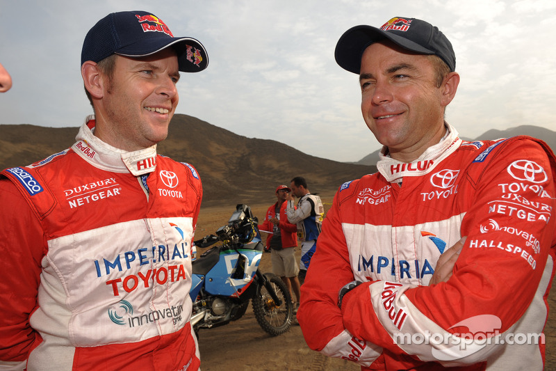 Toyota stage 14 report